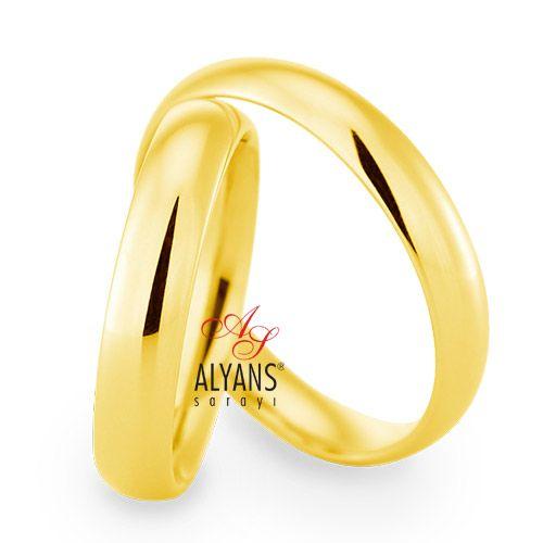 Klasik Altın Alyans