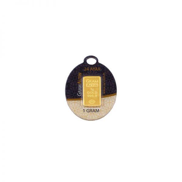 1 gram 24 Ayar Altın