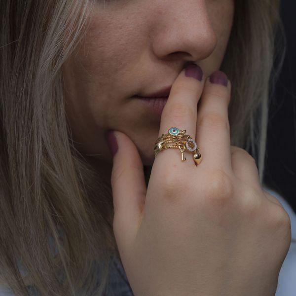 Altın Şans Yüzüğü