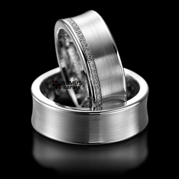 Tamtur Gümüş Alyans