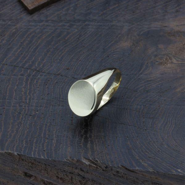 Serçe Parmak Yüzüğü