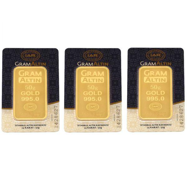 150 gram 24 Ayar Altın