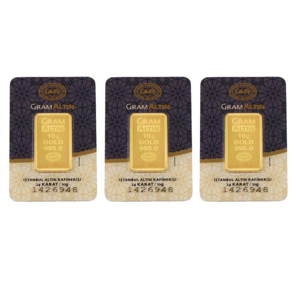 30 gram 24 Ayar Altın