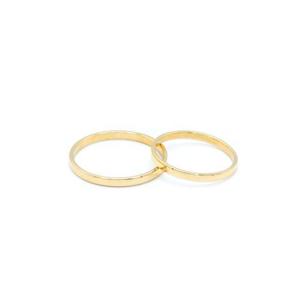 Klasik Altın Alyans 2 mm