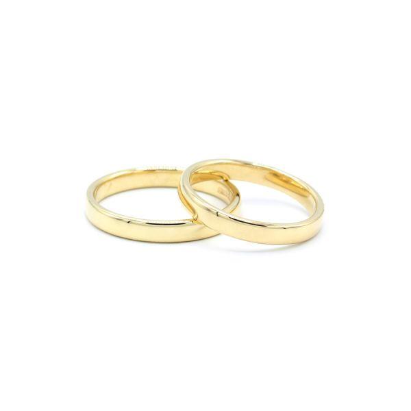 Klasik Altın Alyans 3 mm